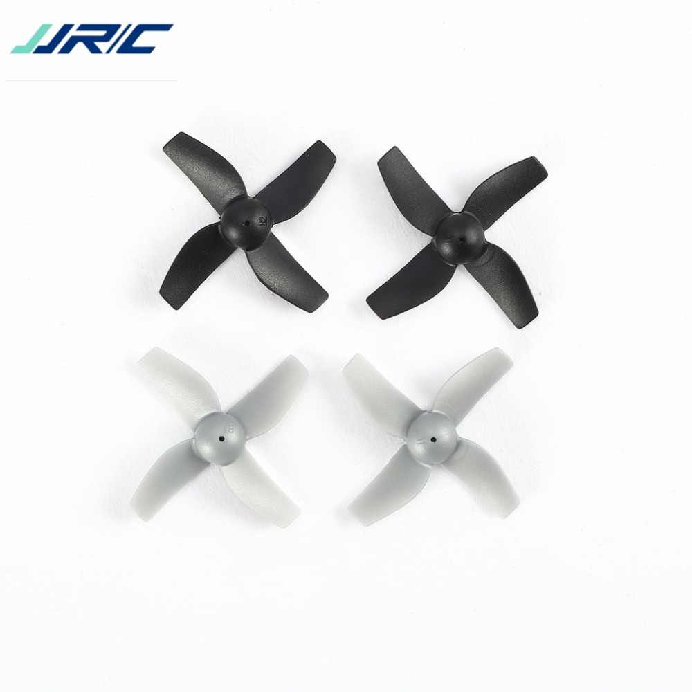 8 Buah Asli CW/CCW Baling-Baling untuk Jjr/C H36 Drone RC Mini Quadcopter Suku Cadang Drone baling-Baling Aksesoris HT