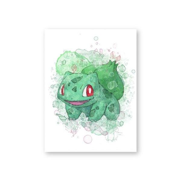 Pokemon-Watercolor-Wall-Art-Canvas-Posters-Painting-Pikachu-Eevee-Squirtle-Vulpix-Charmander-Wall-Pictures-Print-Kids.jpg_640x640 (2)