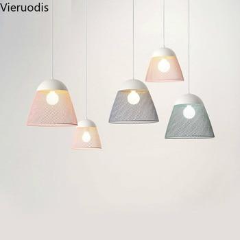 Nordic Pendant Light Modern Pendant Lamp for Dining Room Living Room Restaurant Bedside Loft Decor Suspension Lighting Fixtures