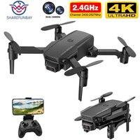 Dron profesional KF611 4k HD, cámara gran angular 2020 P WiFi Fpv, cuadricóptero que mantiene la altura, juguete, novedad de 1080