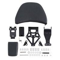 Motorcycle Adjustable Driver Rider Seat Backrest Kit for Honda Goldwing GL1800 2001 2017 16 15 14 13