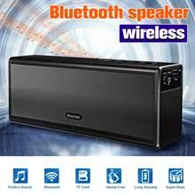 Portable Bluetooth Speaker Wireless Music Bluetooth Speaker Stereo Bass 20W Hifi Luidspreker Handenvrij Mic Speaker Power Bank