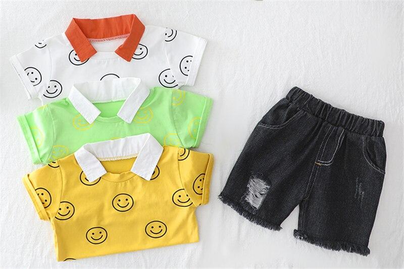 Hylkidhuose 2020 bebê meninos conjuntos de roupas