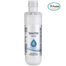 Бытовой очиститель воды с активированным углем для холодильника