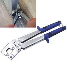 El aracı ergonomik alçıpan salma pense sıkma hafif çelik dayanıklı onarım sabitleme marangoz saplama belden profesyonel