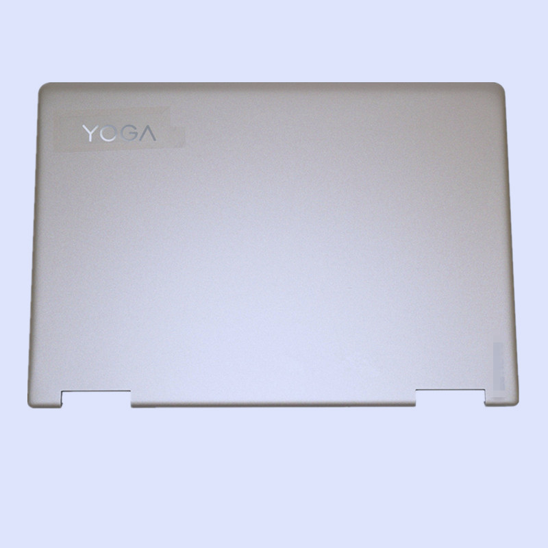 NEW original laptop LCD Rear lid silver color top cover back Cover for LENOVO Yoga 710-14ISK 710-14IKB series image