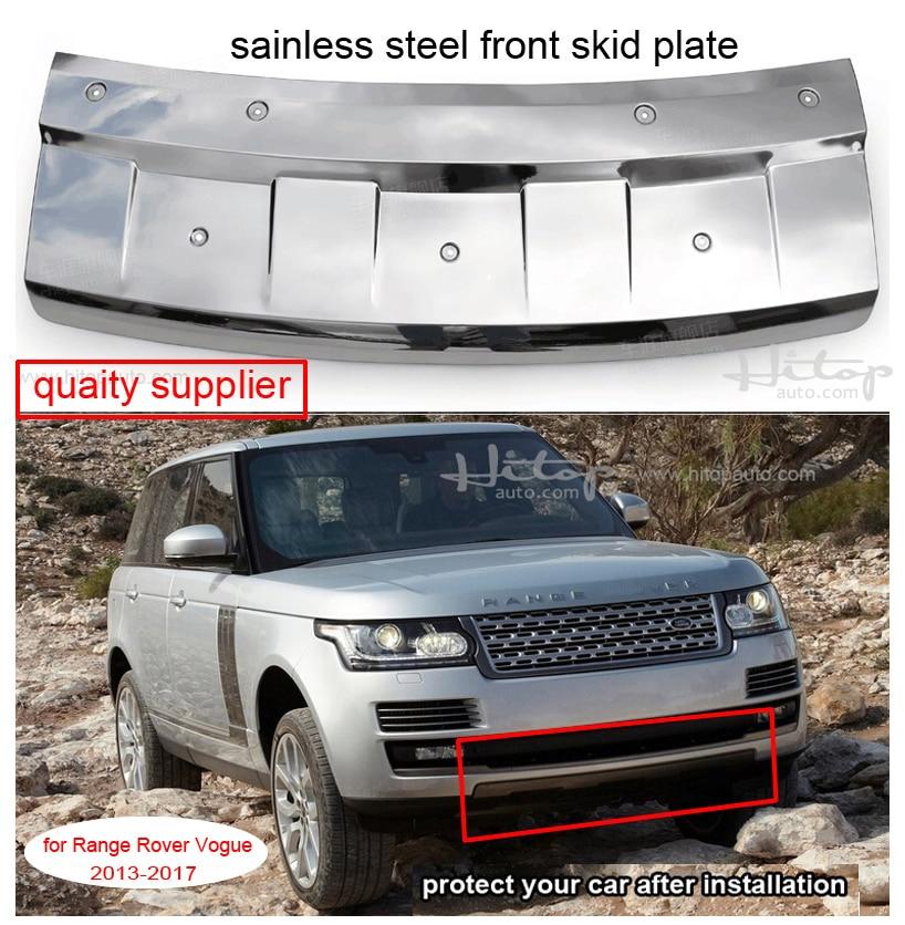 RAD ROVER Skid Impact Plate BLACK