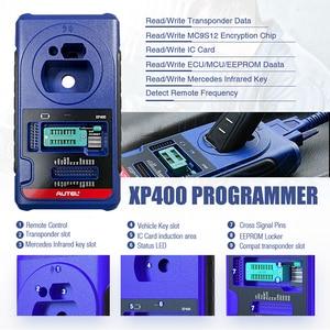 Image 3 - Autel IM608 MaxiIM 608 OBD2 Scanner OBDII Car Auto Diagnostic Tool OBD 2 All System Key Programming PK IM508 Key Programmer