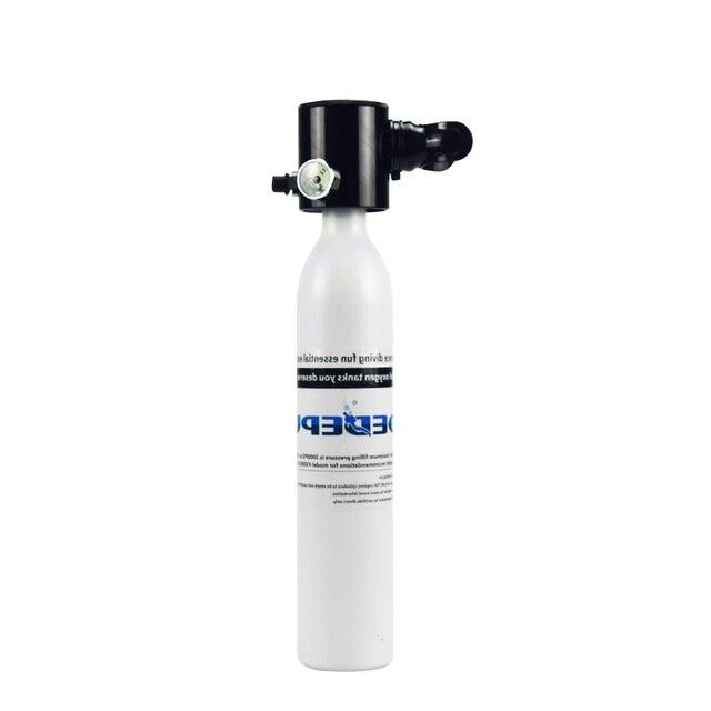 Фото dedepu 05l кислородная бутылка для взрослых оборудование плавания цена