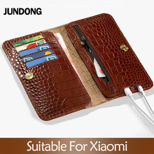 Flip Case For Xiaomi Mi 5s 8 9se 9T A1 A2 A3 lite Max 3 Mix 2s 3 Poco F1 Cowhide Wallet Bag For Redmi Note 4X 5 6A 7A 8 Pro case