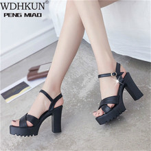 WDHKUN 2020 New Fashion Women Beaded Sandals Summer Shoes Pa