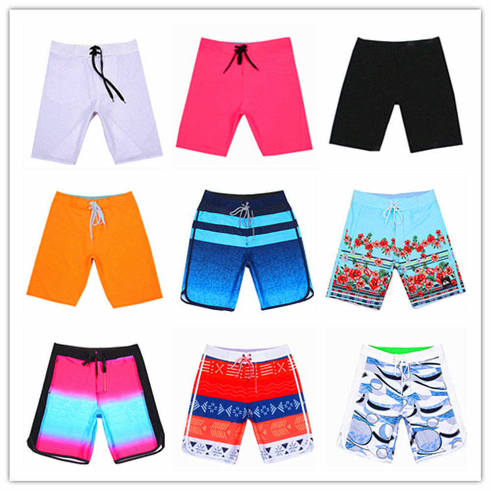 2020 Brand Dsq Phantom Turtle Beach Board Shorts Men Elastic Spandex Lovers Swimwear Stretch Active Wear Quick Dry Size 30-38