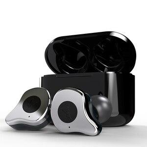 Image 1 - Sabbat E12 Bluetooth 5,0 Wahre Drahtlose Ohrhörer läuft kopfhörer freisprecheinrichtung 3D Stereo Sound Kopfhörer Lade Box für Telefon X12