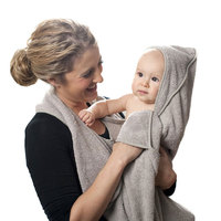 90CM*90CM Combed Cotton Water Absorbs Baby Bath Towel Hooded Apron High Quality Towel Absorbent Kids Hooded Wipes Bath Towel