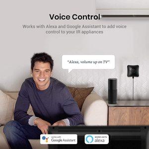 Image 3 - 2021 Broadlink RM4 Pro evrensel IR RF akıllı uzaktan 315/433mhz Hub kablosuz Wifi kontrol denetleyicisi uyumlu Alexa google Siri
