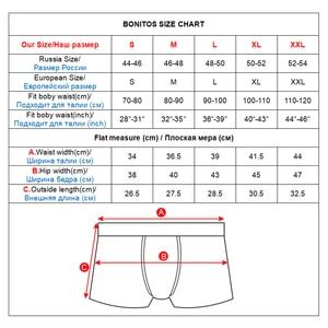 Image 5 - 4 Gợi Cảm Quần Lót Nam Boxer Nam Boxershorts Nam Quần Lót Boxer Quần Lót Cotton Quần Lót Nam Dạng Quần Đùi Quần Lót Nam Nam Dương Vật