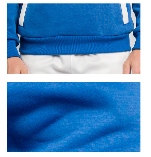New Men's Sweater, Breathable Sweatshirt, Casual Hooded One-Piece Jersey, Comfortable And Breathable Fabric 6