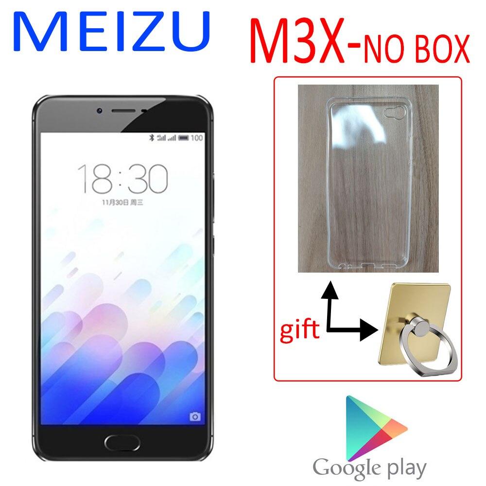 Смартфон 98% Новый Meizu M3X android мобильный телефон Глобальная версия 3200 мА/ч, Батарея MediaTek Helio P20 5,5-дюймовый Экран мобильного телефона