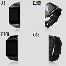 A1 Смарт-часы 2020 A1 Смарт-часы для мужчин/android/женщин Смарт-часы 2020 Смарт-часы или GT08/Q18/DZ09 Смарт-часы es Прямая поставка