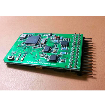 Telefly Pro OSD Multi-Axis Video Overlay System MFD AAT Airborne Tracking Module