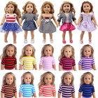 Doll Clothes Stripe ...