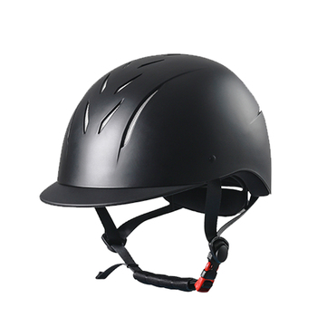 Horse Riding Helmet Men Women Equestrian High Quality Black Horseback Riding Cap Hat Helmet Rider Heads Protectors Equipments safety horse riding helmet for riding horse helmet portable equestrian helmet 53 64cm