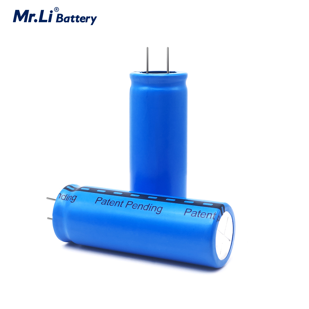 Mr. Li 2.4V 23680-2500mah Lithium Titanate Rechargeable High Cycle Life Best Safety Low Temperature Battery Cell