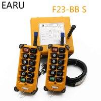 F23 BB Industrial Wireless Radio remote controller switch 1 receiver+ 2 transmitter speed control Hoist Crane Control Lift Crane