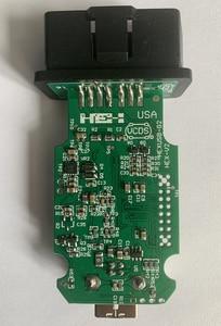 2020 OBDII кабель 20,4 интерфейс 20.4.1 HEX V2 USB интерфейс для VW AUDI Skoda Seat действительно hex-v2 поддерживает протоколы CAN и UDS