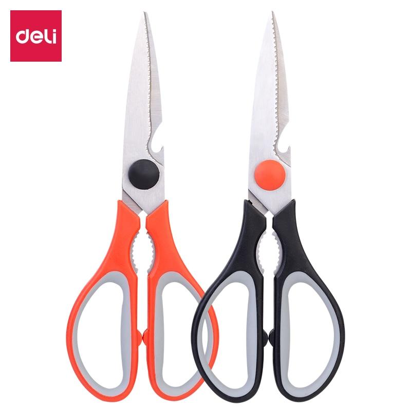 DELI E77750 Kitchen Scissors Foods Scissors 210mm 8 1/4