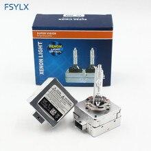 FSYLX D1S D3S 35W AC Автомобильная ксеноновая лампа OEM оригинальные HID лампы 4300K 6000K Ксеноновые фары лампы D1 D1S D1C 12V автомобильные HID лампы