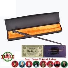 Magic-Wand Knight Dumbledore Hermione Ticket Voldmorte of with Box Ron Luna Bus Train