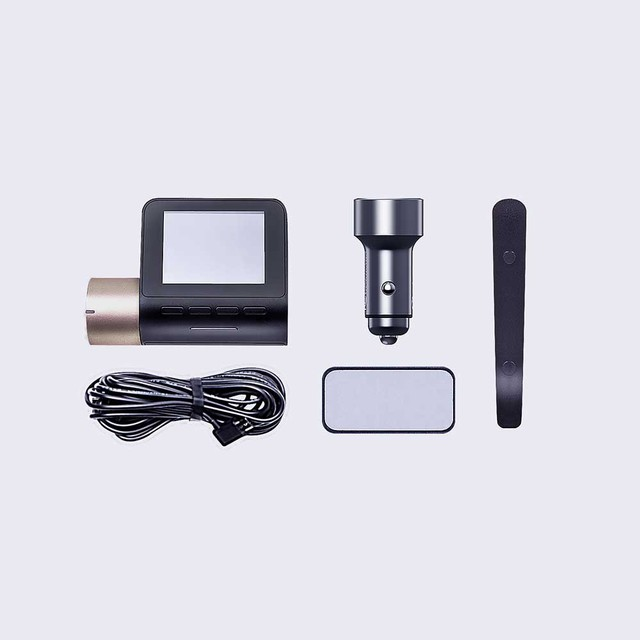 70mai WiFi Dash Cam Lite 1080P Ultra HD Car DVR 24H Parking Monitor With WIFI Car DVR 1920×1080 500mAh FOV 130 Degr