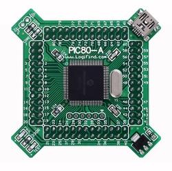 DsPIC SCM nauka rozwoju pokładzie płyta główna PIC80-A z DsPIC30F6014A