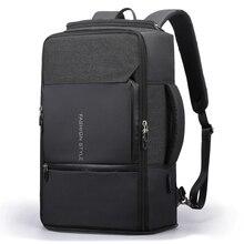17 рюкзак с защитой от кражи, мужской рюкзак для путешествий, рюкзак для ноутбука, Mochilas, USB зарядное устройство, сумка для задней панели, смарт-ноутбук, рюкзаки, 15,6, бизнес