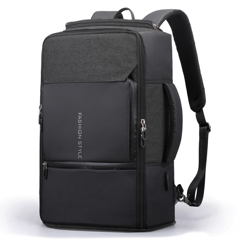 17 Anti Theft Backpack Men Travel Male Laptop Bagpack Mochilas USB Charger Bag Back Pack Smart Notebook Backpacks 15.6 Business