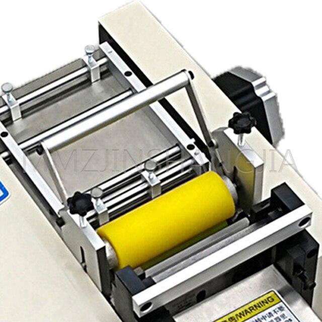 Фото автоматическая режущая машина инструмент для резки медных кос