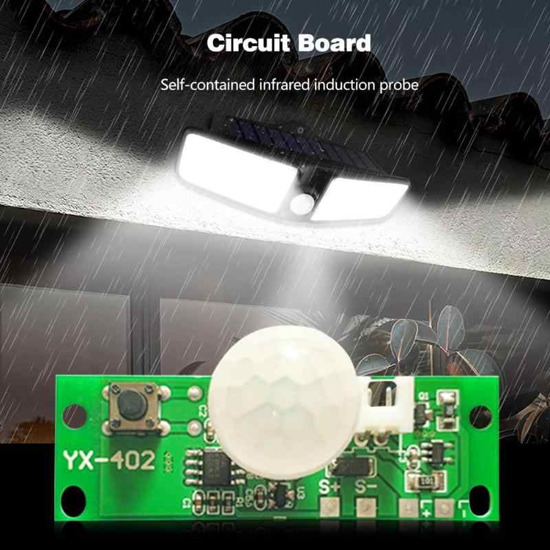 3.7V Lampu Malam Controller Modul Sensor Home/Outdoor Otomatis Papan Sirkuit Serat Kaca Manufaktur Tiga Light-On mode