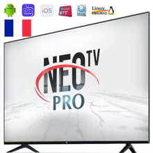 NEO TV PRO NEOTV PRO NEO PRO europe French UK Morocco Netherlands WIFI HD with smart TV M3U Android PC neox tv only box