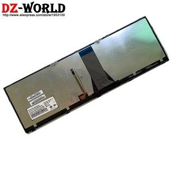 New Original RU Russian Backlit  Keyboard For Lenovo Z51-70 Ideapad 500-15ISK Laptop Series 5N20H03483 5N20H03499