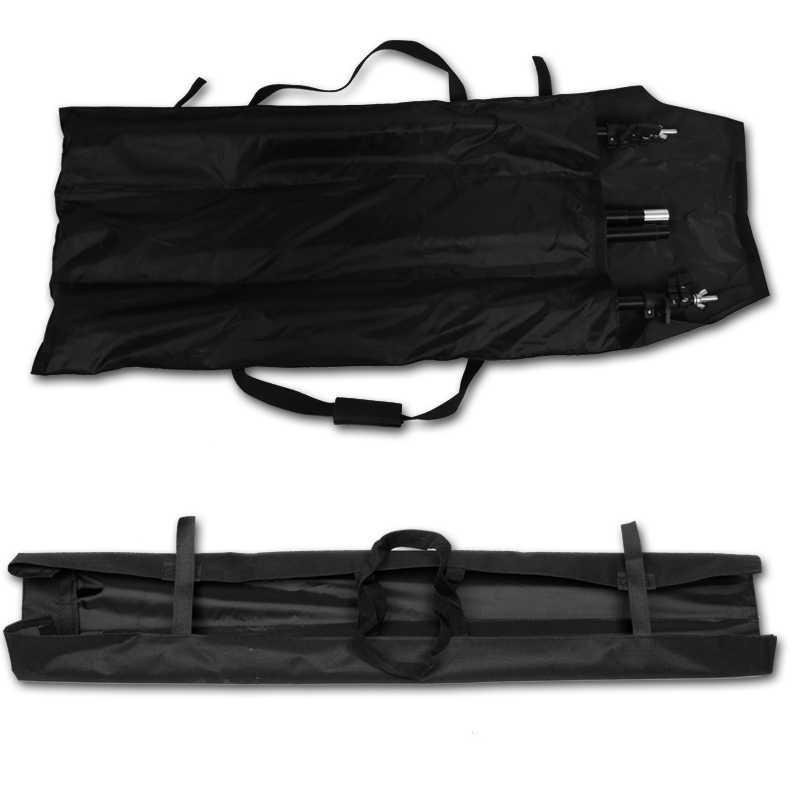 Kit de sistema de soporte de fondo de foto para fondo de estudio de fotografía fondos de fotografía