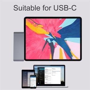 Image 5 - 유형 C to HDMI USB 허브 4K USB C Dock USB C 허브 USB C PD 100W TF SD USB 3.0 for iPad Pro 2020 xiaomi huawei PC Macbook Pro Air