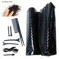 Быстрая доставка набор триммеров для волос с разрезом зарядка через USB новый триммер для волос и триммер 1/8