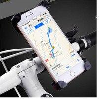 Soporte plegable ajustable para teléfono Xiaomi M365 Ninebot ES2, rotación de 360 grados, motocicleta, Scooter, bicicleta eléctrica