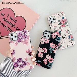 Eqvvol Art Flower Case For iPh