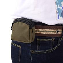 Tactical Bag Mini Waist Bag Military Equipment Molle Pouch Practical Key Coin Case