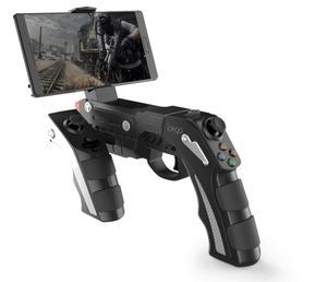 Детский креативный мобильный телефон, умный Bluetooth, беспроводной Android IOS, стрельба AR, игровой пистолет, игрушки для iPhone, SamSung, Xiaomi