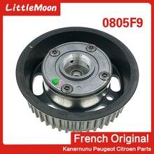Original new VVT gear engine timing gear 0805F9  for Peugeot 406 407 607 4007 Citroen C5 C6 3.0