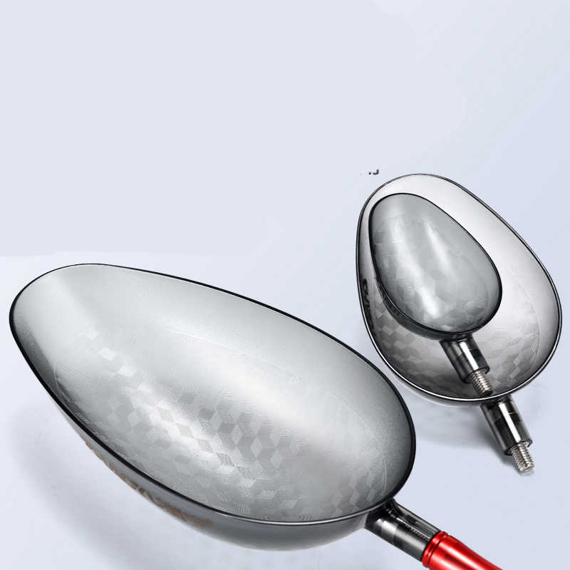 1*Baits Casting Scoop Without Rod Baiting Throwing Spoon Plastic Spoon Head