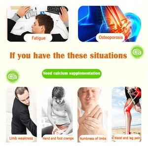 Image 3 - Produto líquido da saúde da cápsula da vitamina d3 softgel do cálcio da dor articular do osso